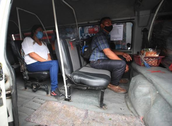 Guatemala comienza la reapertura gradual de algunas actividades en medio de la pandemia por el coronavirus. (Foto Prensa Libre: Carlos Hernández)