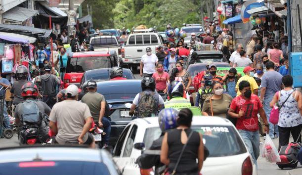 Guatemala ya supera los mil muertos por coronavirus. (Foto Prensa Libre: Érick Ávila)