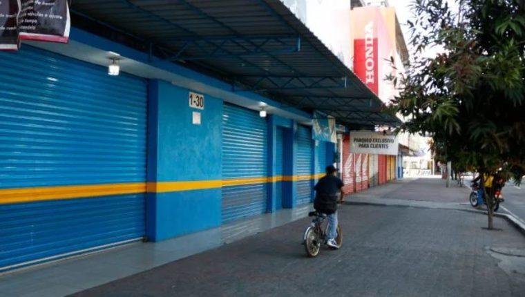 8 de cada 10 empresas en Guatemala consideró que al finalizar el 2020 su economía estará gravemente afectada. (Foto Prensa Libre: Hemeroteca)