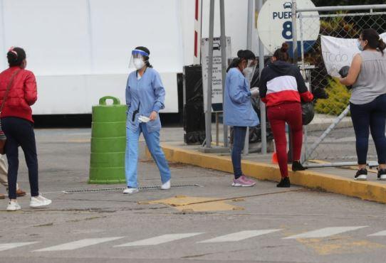 Guatemala supera los 20 mil casos de coronavirus. (Foto Prensa Libre: Hemeroteca PL)