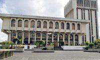 Centro Civico  Fachada  del Edificio  de la Corte Suprema de Justicia // Foto Cesar Quiñones Gámez   21/10/13