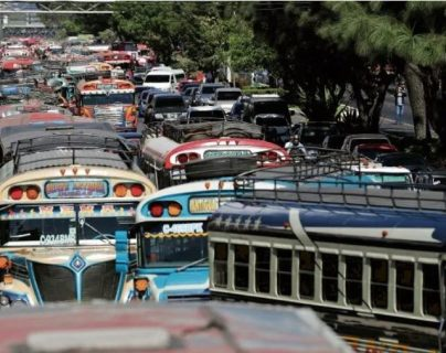 Las operaciones de buses de transporte extraurbano y de turismo fueron establecidas por un protocolo de la DGT. (Foto: Hemeroteca PL)