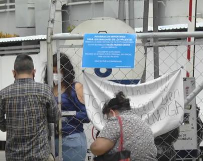"""Coronavirus: Hospital Temporal del Parque impone reglas en atención por la """"gran cantidad de pacientes"""""""