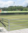 Guastatoya Estadio David Cordón desinfección