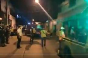Otra fiesta clandestina: capturan a 17 y cierran local en la zona 9 por celebración en plena pandemia del coronavirus