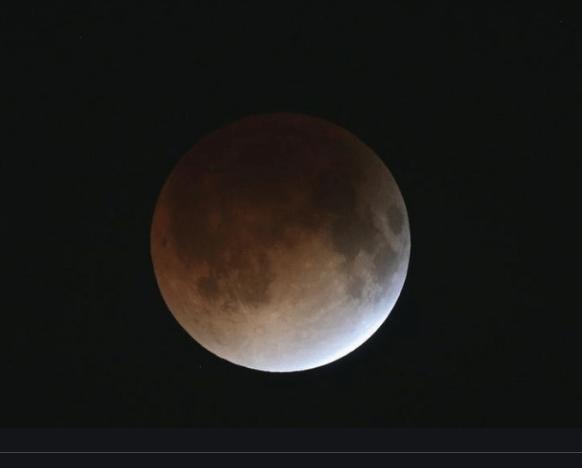 Eclipse penumbral de Luna, el espectáculo que se verá este fin de semana en Guatemala y en gran parte del mundo