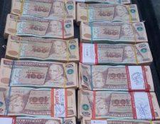 A pesar de la pandemia que afecta a los países las organizaciones criminales están activas para cometer el delito de lavado de dinero, se expuso en el foro de Cladit que organizó la Escuela Bancaria de Guatemala. (Foto Prensa Libre: Hemeroteca)