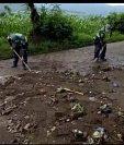 Una onda del Este afectó al territorio guatemalteco en las últimas 24 horas. (Foto Prensa Libre: Cortesía Conred)