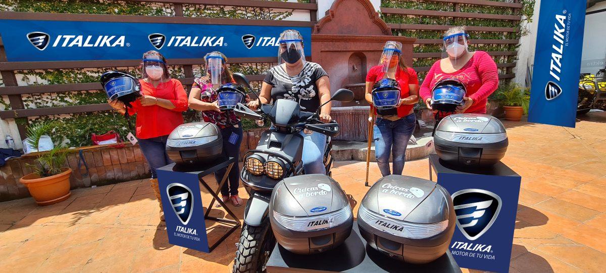 Italika respalda el emprendimiento en época de crisis sanitaria