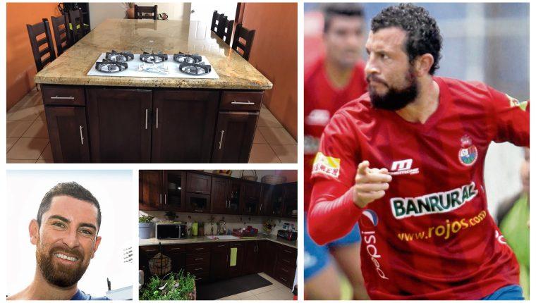 Hamilton López ha iniciado un nuevo emprendimiento. (Foto Prensa Libre: Cortesía y Hemeroteca PL)