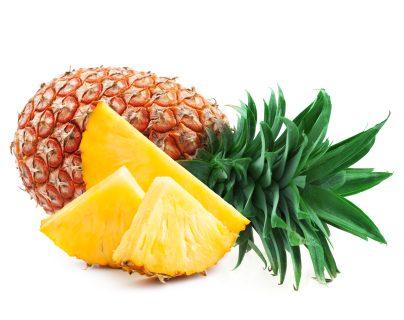 La piña es una fruta exquisita que puede disfrutar a cualquier hora del día. Foto Prensa Libre: ShutterStock