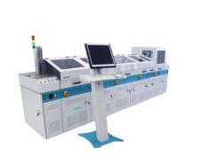 Impresora que es donada por la empresa Mühlbauer al Renap y que imprime 900 DPI por hora. (Foto Prensa Libre: web)