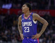 Lou Williams, de Los Angeles Clippers estará 10 días aislado por haber estado en un club nocturno. Foto prensa Libre: AFP