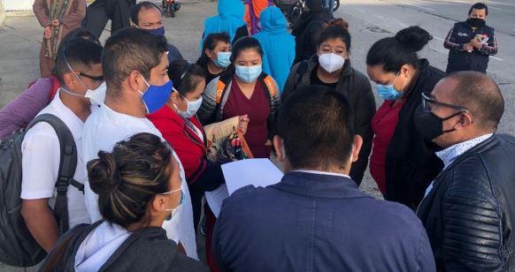 Coronavirus: personal médico del hospital del Parque de la Industria manifiesta que no les han pagado salarios