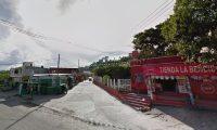 Las autoridades de Malacatancito decidieron cerrar el municipio por cinco días ante el reporte de los primeros contagios. (Foto Prensa Libre: Google Maps)