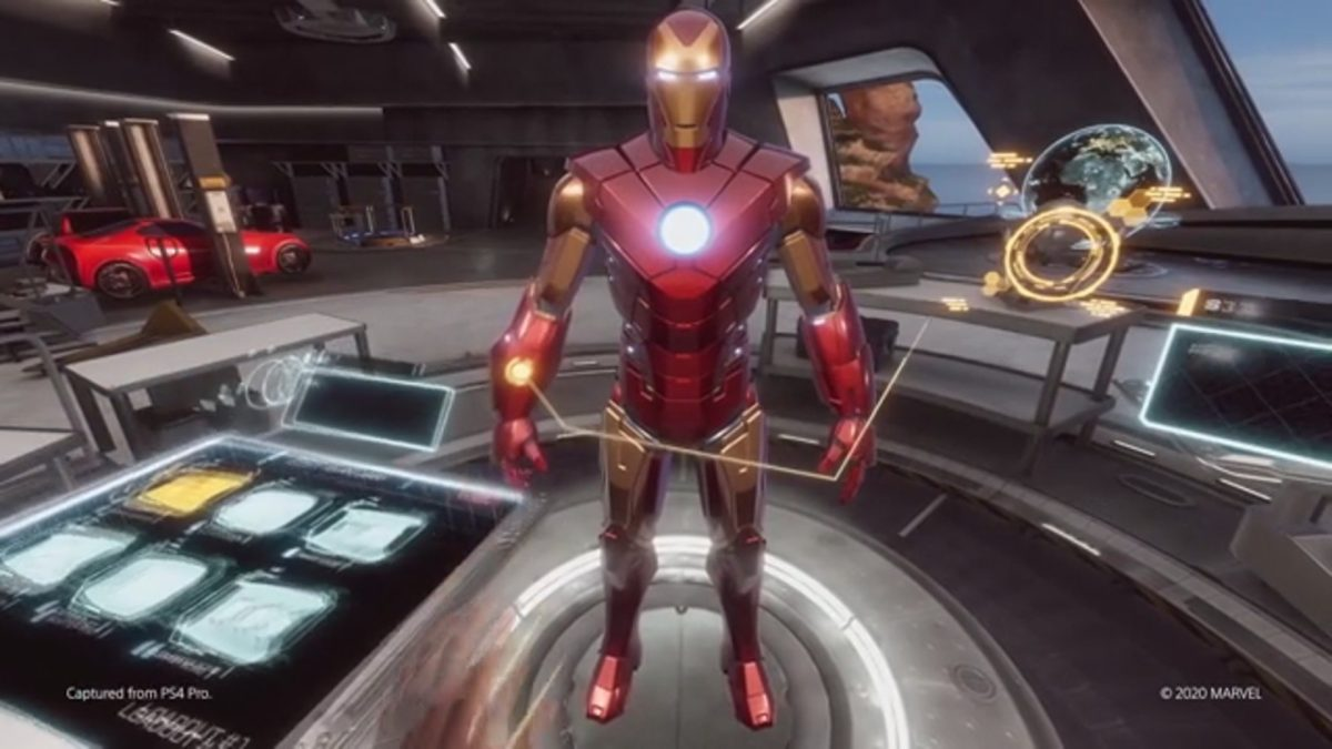 """Marvel's Iron Man VR"" llega a Playstation 4 para que sus fans se conviertan en Tony Stark"