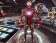 """""""Marvel's Iron Man VR"""" fue lanzado como un demo, pero debido a su demanda los desarrolladores ampliaron la experiencia haciendo una historia de varias horas jugables. (Foto Prensa Libre: EFE)."""
