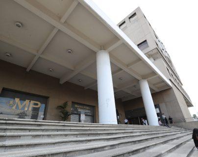 Las autoridades del Ministerio Público impulsan acciones para luchar contra la corrupción. (Foto Prensa Libre: Hemeroteca PL)