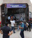 Guatemaltecos deben hacer cita en línea para tramitar su pasaporte. (Foto: Hemeroteca PL)