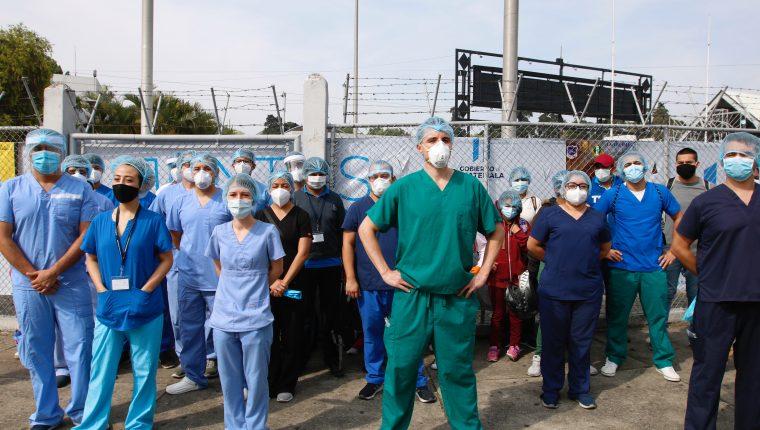 Coronavirus: Cuatro meses de precariedad marcan al hospital temporal del Parque de la Industria