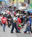 Las cifras de casos de coronavirus han sido corregidas en varias ocasiones.  (Foto, Prensa Libre: Hemeroteca PL).