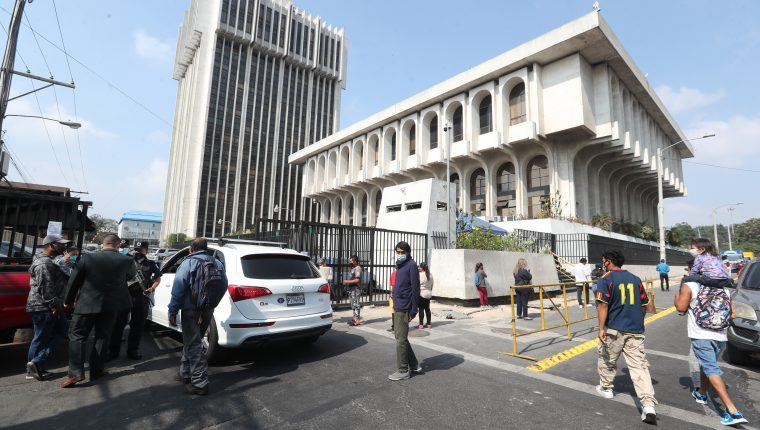 El MP envió en mayo un informe sobre la elección a las cortes. (Foto Prensa Libre: Hemeroteca PL)