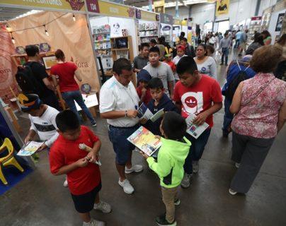 Filgua 2020 hará actividades en línea para disfrutar la lectura y la cultura sin salir de casa. (Foto Prensa Libre: Hemeroteca PL)