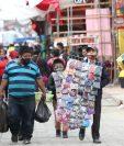 Sistema de alertas y semáforo epidemiológico determinarán las aperturas de actividades. (Foto Prensa Libre: Hemeroteca PL)