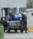Agentes de la PNC buscaban a Marco Tulio Palencia, quien abandonó el hospital del Parque de la Industria, donde se recuperaba de coronavirus. (Foto: Hemeroteca PL)