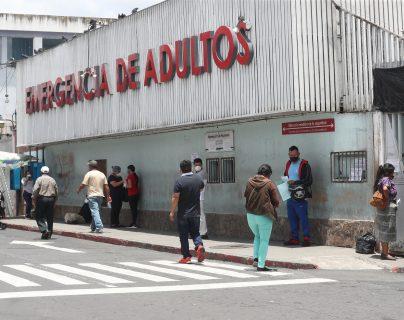 El Directorio del FMI otorgó una línea de crédito para Guatemala por US$594 millones para hacer frente a los efectos de la pandemia, y la Junta Monetaria emitió dictamen favorable al expediente. (Foto Prensa Libre: Hemeroteca)