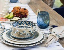 Maya Loom es una marca de ropa, accesorios y cerámica es elaborada con detalles artesanales y artísticos. (Foto Prensa Libre: Cortesía: Maya Loom)