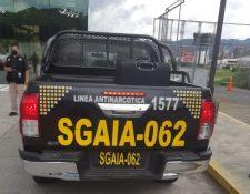 Área donde fueron capturados los dos hijos del expresidente de Panamá, Ricardo Martinelli. (Foto Prensa Libre: PNC)