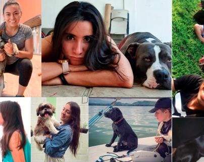 Dia internacional del perro Atletas