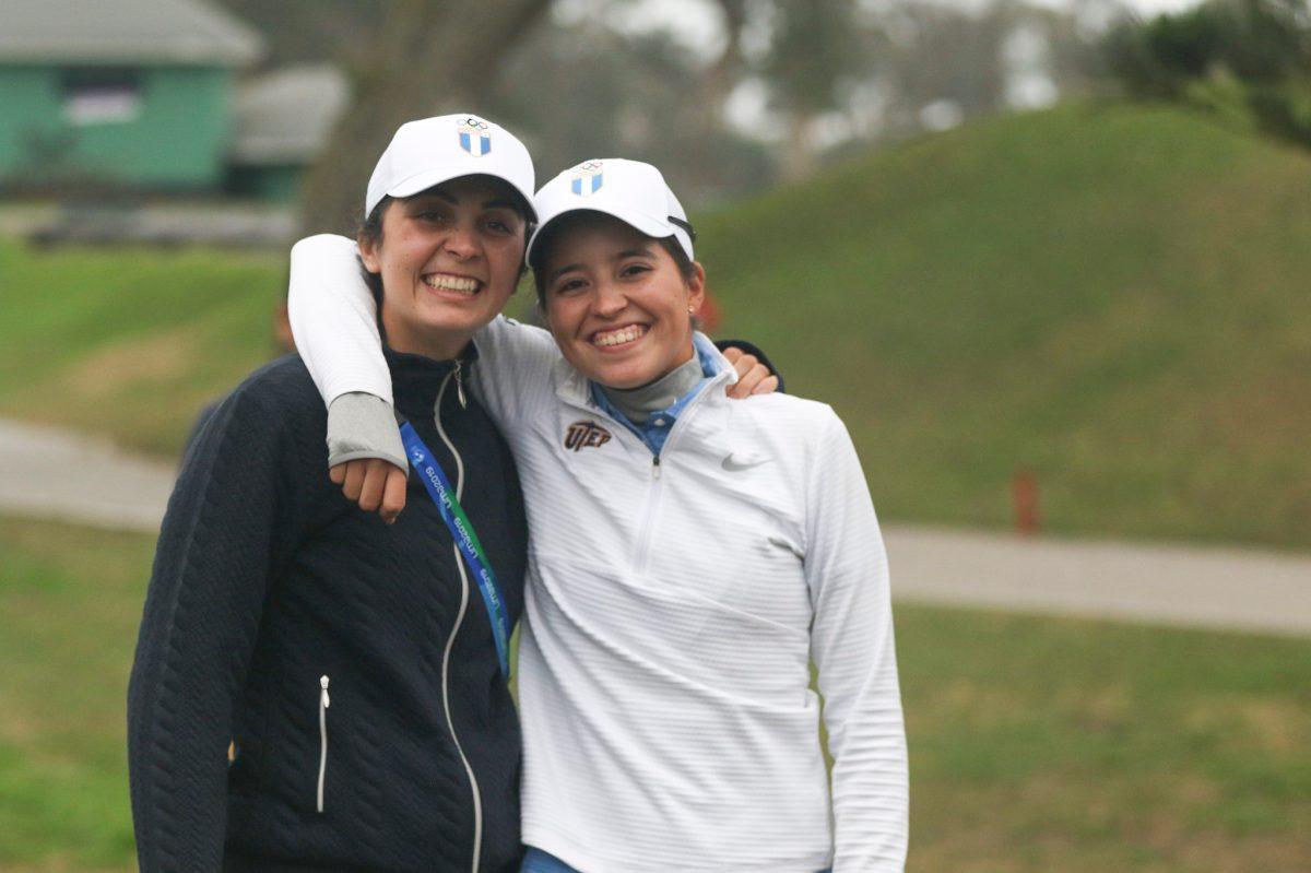 Golfistas guatemaltecas Mendizábal y Echeverría participarán en torneos en Estados Unidos