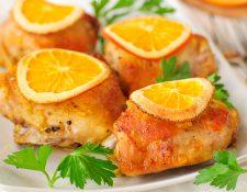 Una receta de pollo que además de tener mucho sabor es apetitosa a la vista.  Foto Prensa Libre: ShutterStock