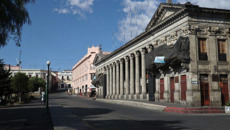Está restringida la visita a los destinos turísticos del país. (Foto, Prensa Libre: Hemeroteca PL).