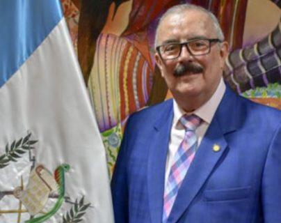 El exministro de Trabajo, Rafael Lobos Madrid. (Foto Prensa Libre: Tomada de la página del Ministerio de Trabajo)