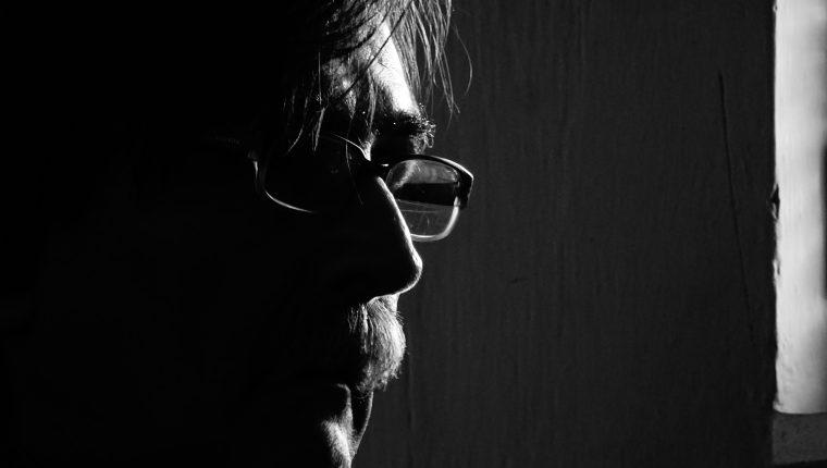 El psicólogo convertido en cineasta y crítico de arte. (Foto Prensa Libre: Cortesía Sergio Valdés)