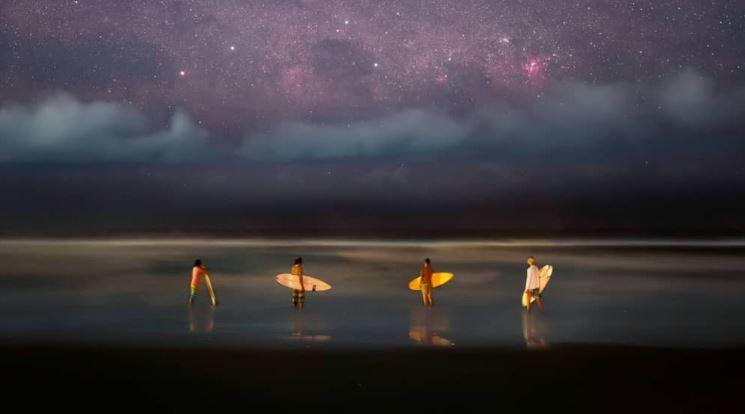 El fotógrafo guatemalteco Sergio Montufar gana primer lugar en el Photo Nightscape Awards
