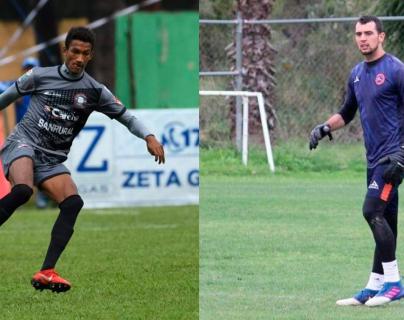 Sanarate FC Javier Colli Yosiel Piedra
