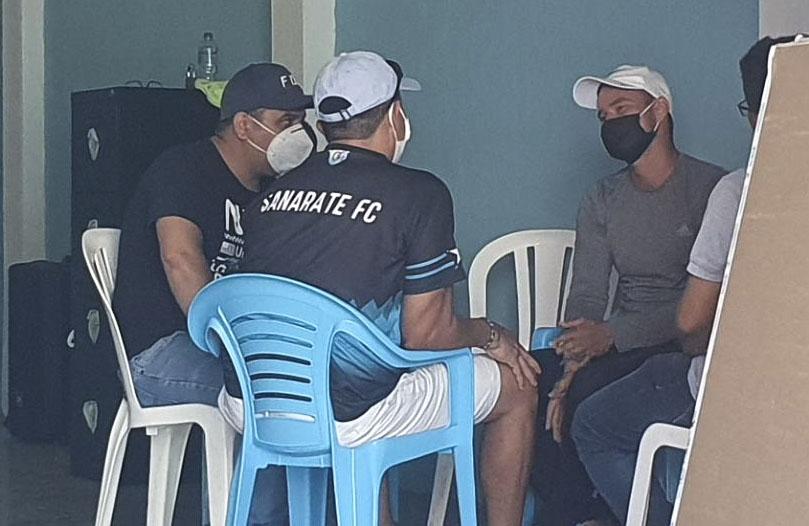 Sanarate comienza a ponerse al día con los jugadores que participaron en el clausura 2020