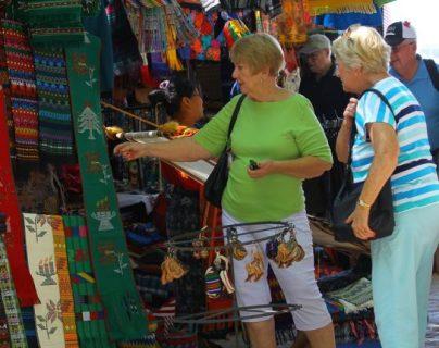 Los turistas preferirán  destinos seguros para evitar riesgos de contagio, según expertos en viajes. (Foto, Prensa Libre: Hemeroteca PL).