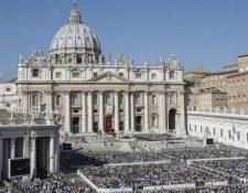 El Vaticano redactó un formulario para señalar abusos a menores. (Foto Prensa Libre: Hemeroteca PL)