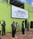 Los centros de bienestar respiratorios funcionan con donaciones y no reportan mayor gasto para  su operación. (Foto Prensa Libre:  Municipalidad de Guatemala)