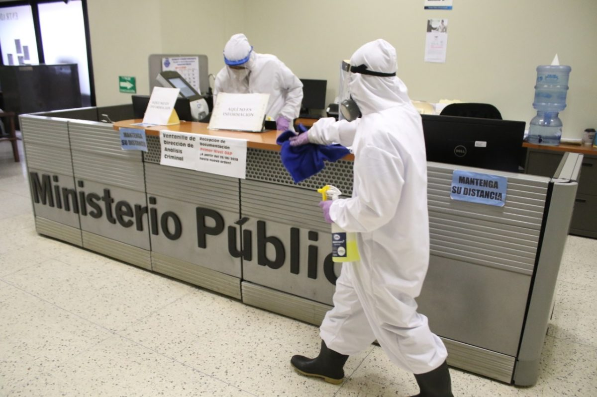 OJ, MP y SAT suman más de 300 contagios de covid-19 entre sus trabajadores