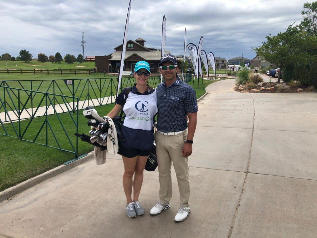 José Toledo finalizó en el tercer puesto del Colorado Open en Estados Unidos