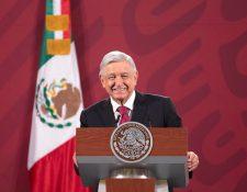 El presidente de México, Andrés Manuel López Obrador, informó que tiene encima de la mesa una sólida oferta de compra para el avión presidencial. (Foto Prensa Libre: EFE)