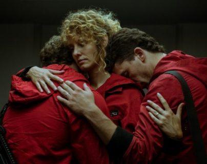 """""""La casa de papel"""" llegará a su fin con su quinta temporada. (Foto Prensa Libre: Cortesía Netflix)"""