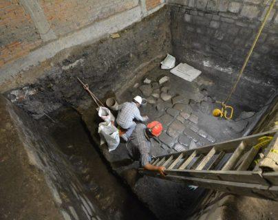 Descubren restos de antiguo palacio azteca y casa de Cortés en pleno Centro Histórico de la ciudad de México