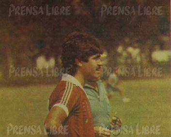 Leonel, el Machete, Contreras, murió por coronavirus. (Foto Prensa Libre: HemerotecaPL)